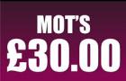 £30 MOT